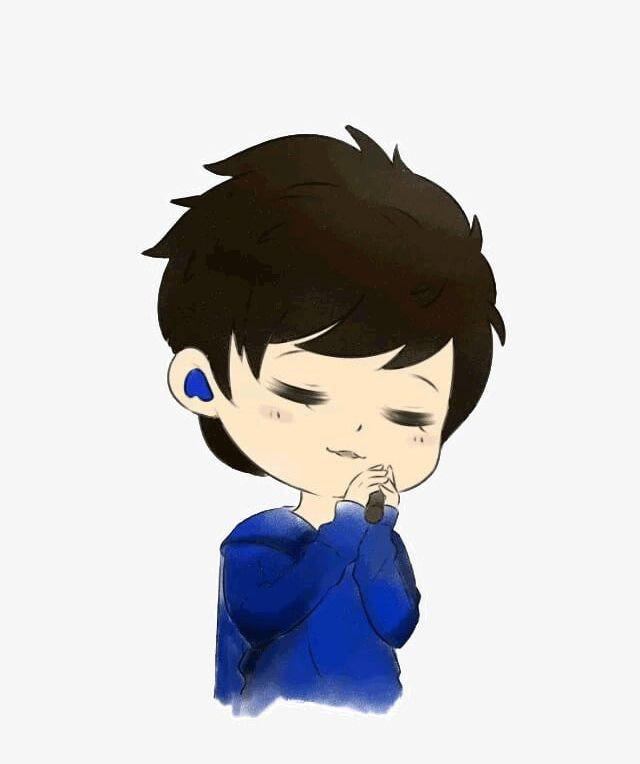 Sad Boy PNG High Quality Image.