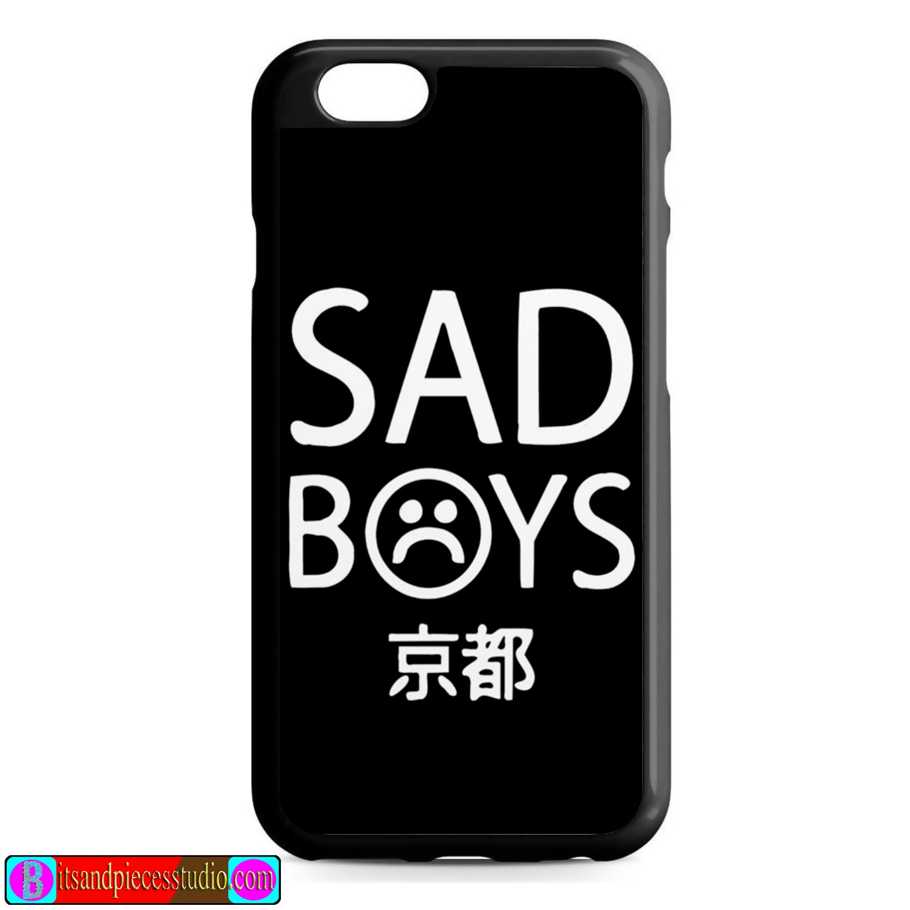 Yung Lean Sad Boys logo.
