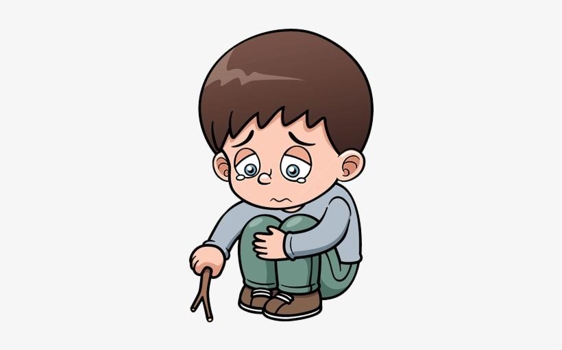 Sad Boy Png.