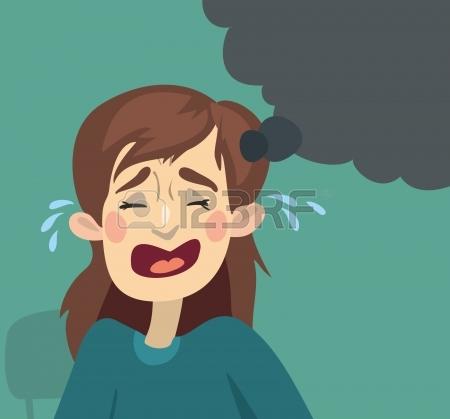 Showing post & media for Teenage girls crying cartoon.