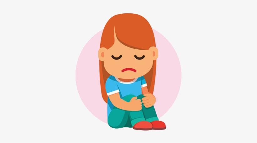 Sad Child Clipart Png.