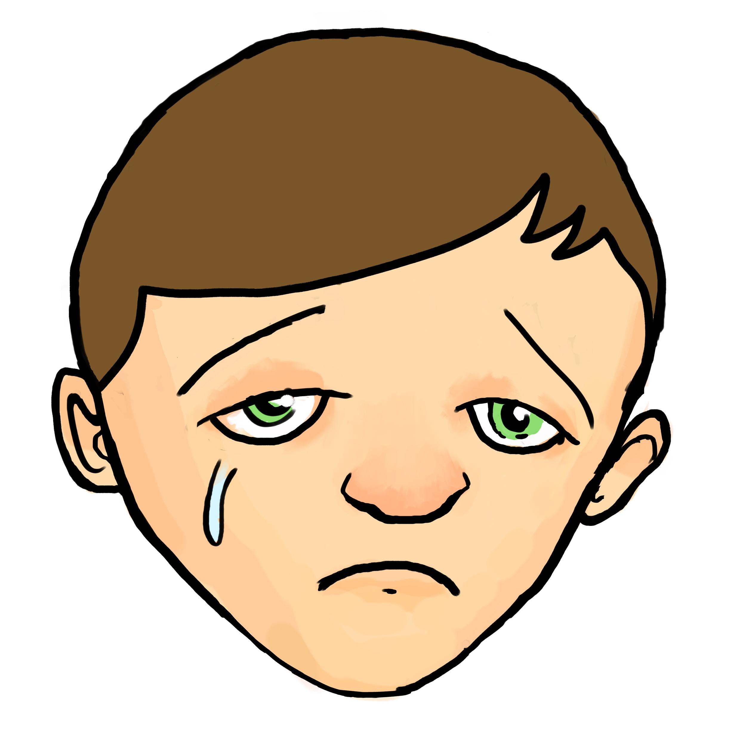 Best Sad Face Clip Art #1260.