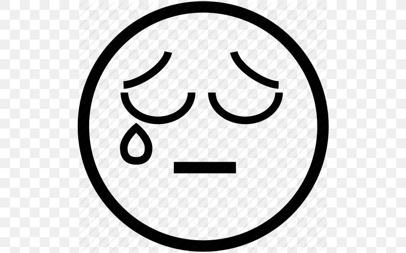 Smiley Sadness Face Clip Art, PNG, 512x512px, Smiley, Area.