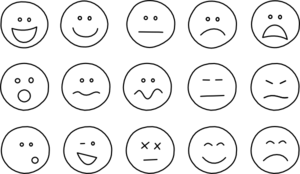 Smiley Face Clip Art at Clker.com.