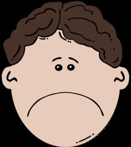 Free Sad Face Clip Art Pictures.