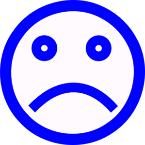 Happy And Sad Face Clip Art.