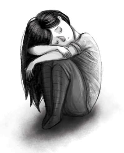 Sad Girl Png (105+ images in Collection) Page 1.