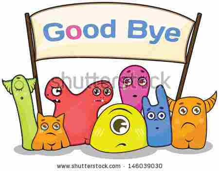 Perfect Cliparts: Tearful Goodbye Clipart Animated Free.