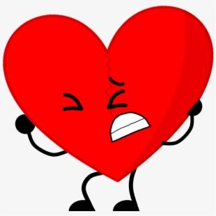 Broken Heart Clipart Sad.