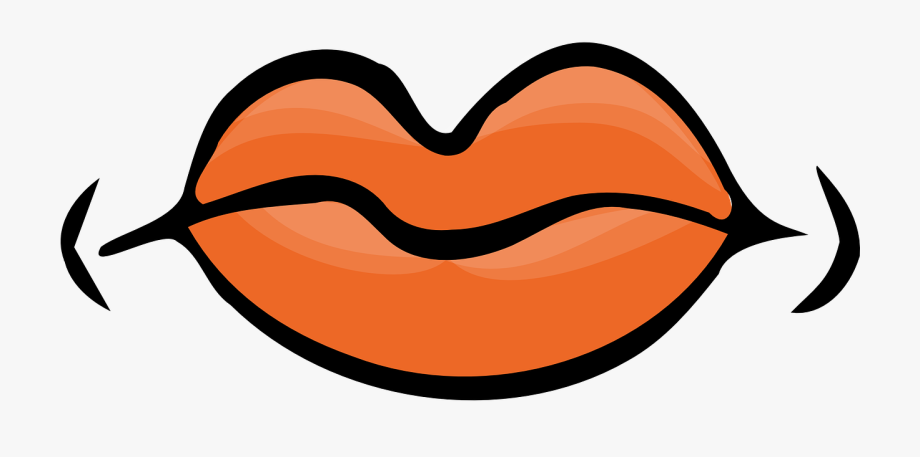 Lips Black And White Cartoon Mouth Clipart Free Download.