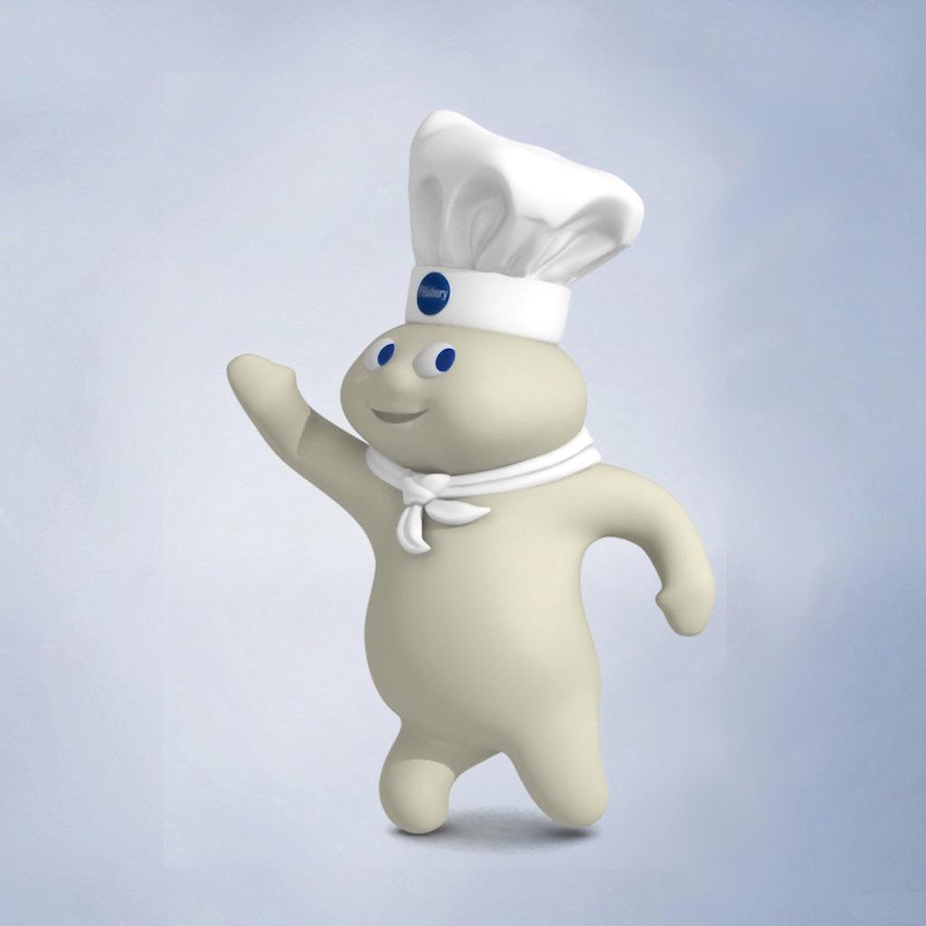 Showing post & media for Pillsbury man cartoon.