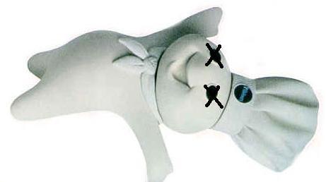 Sad Pillsbury Boy Clipart.
