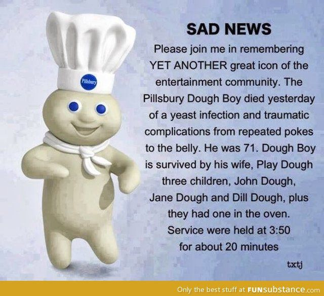17 Best images about The Doughboy!!! on Pinterest.