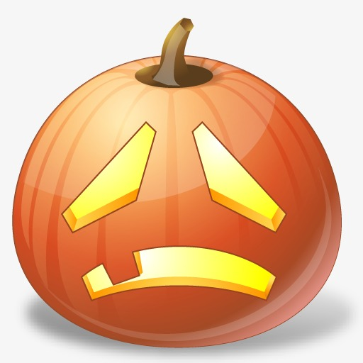 Sad Pumpkin Png & Free Sad Pumpkin.png Transparent Images.