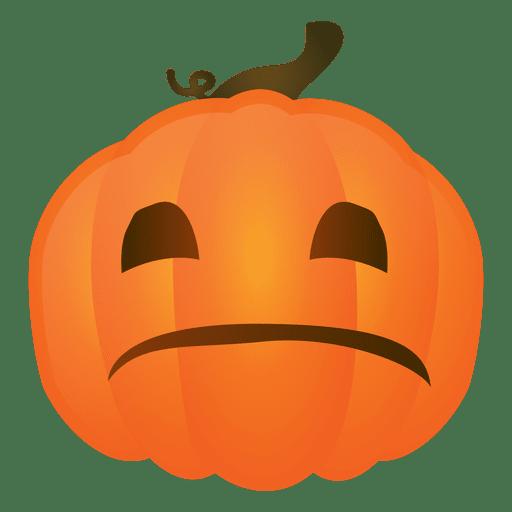 Sad Pumpkin Png & Free Sad Pumpkin.png Transparent Images.