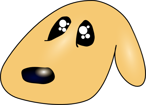 Free Sad Puppy Cartoon, Download Free Clip Art, Free Clip.