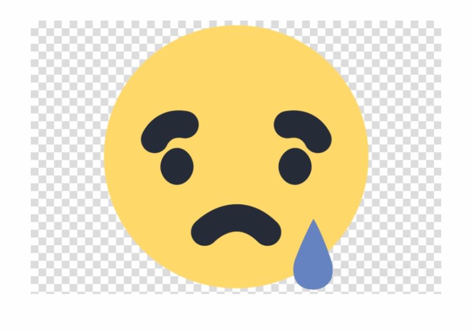 Free Png Download Sad Emoji Facebook Png Images Background.
