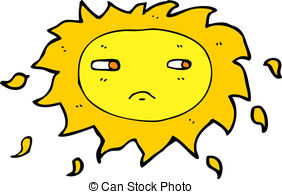 Sad sun Clipart Vector Graphics. 295 Sad sun EPS clip art vector.