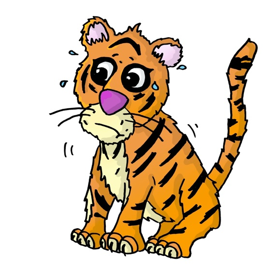 68 Free Tiger Clip Art.