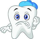 Sad tooth clipart 8 » Clipart Station.