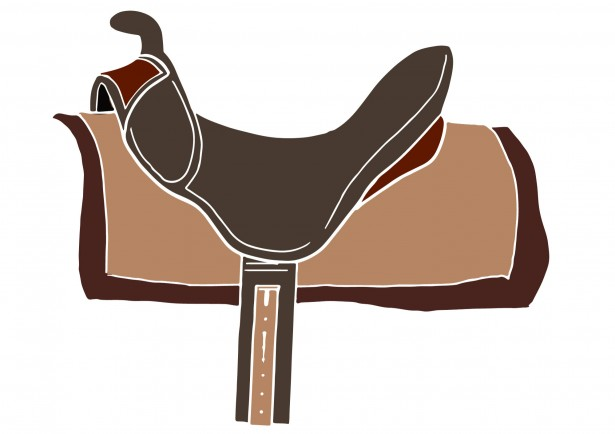 Free Western Saddle Cliparts, Download Free Clip Art, Free.