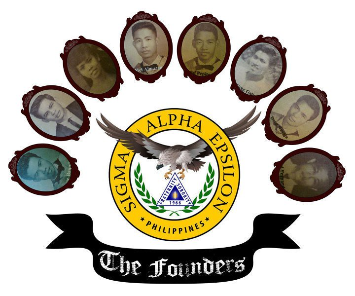 Sigma Alpha Epsilon Fraternity Founders, SAE Philippines.