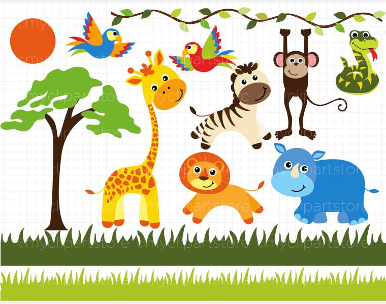 Free Safari Cliparts, Download Free Clip Art, Free Clip Art.