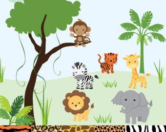 Safari Clip Art & Safari Clip Art Clip Art Images.