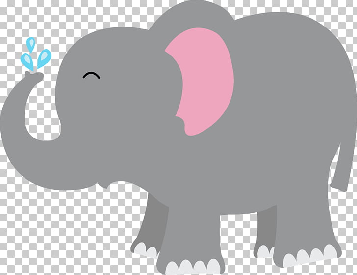 African elephant Animal , safari PNG clipart.