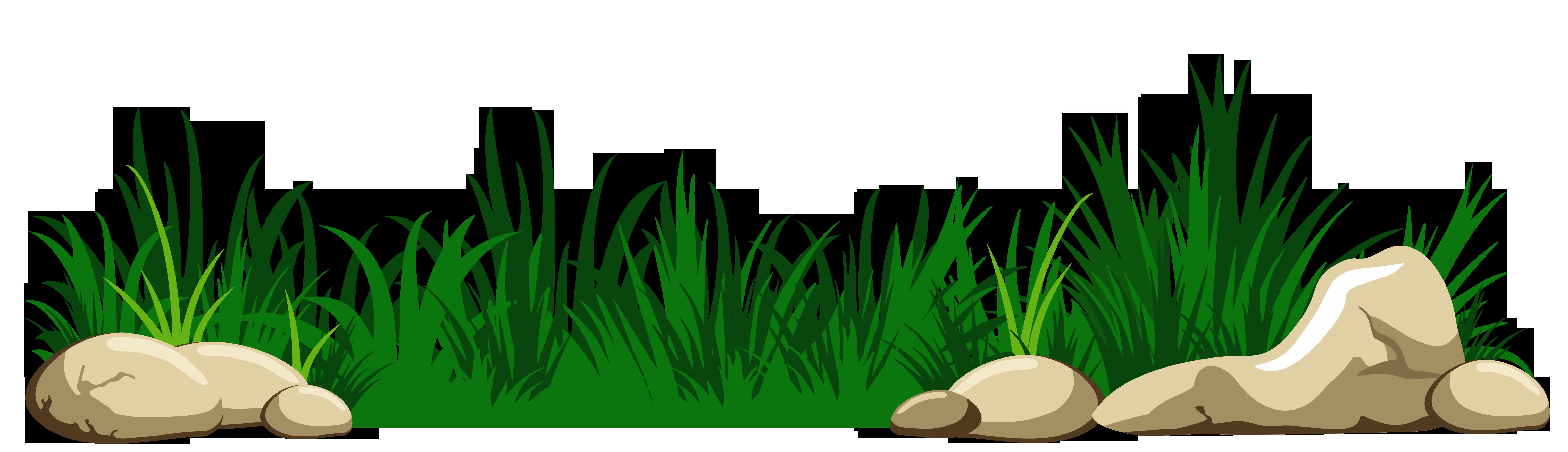 Safari Grass Clipart.