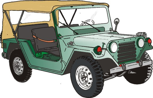 Safari jeep clipart 7 » Clipart Portal.