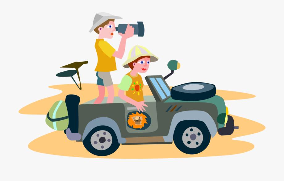 Safari Jeep Clipart Png.