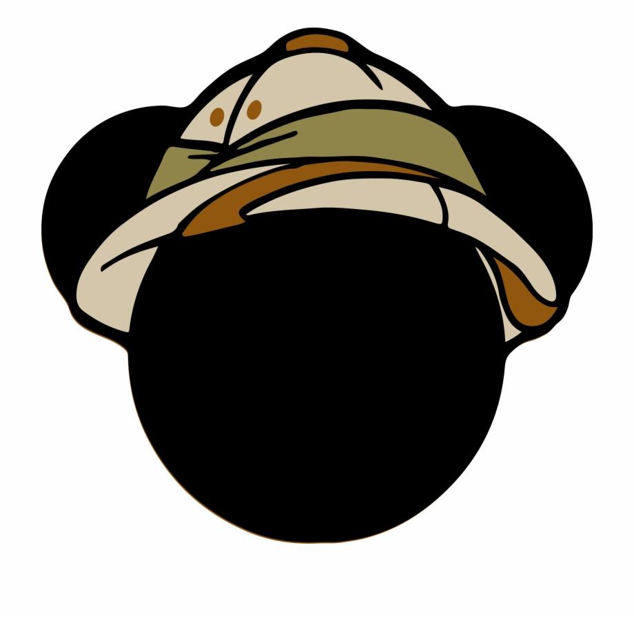 Safari Mickey Ears Wallpaper.