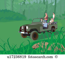 Safari park Clipart and Stock Illustrations. 1,416 safari park.