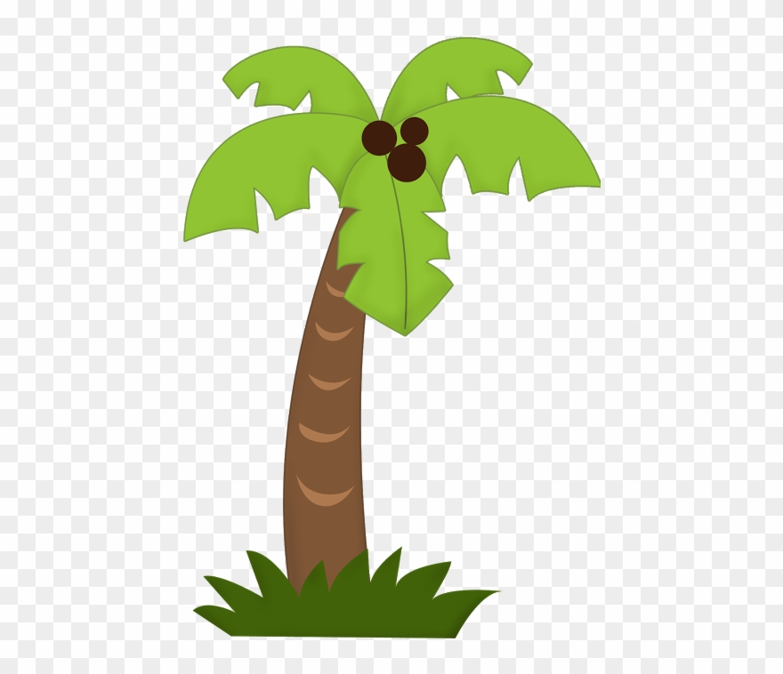 Palm Tree Clipart Aloha.