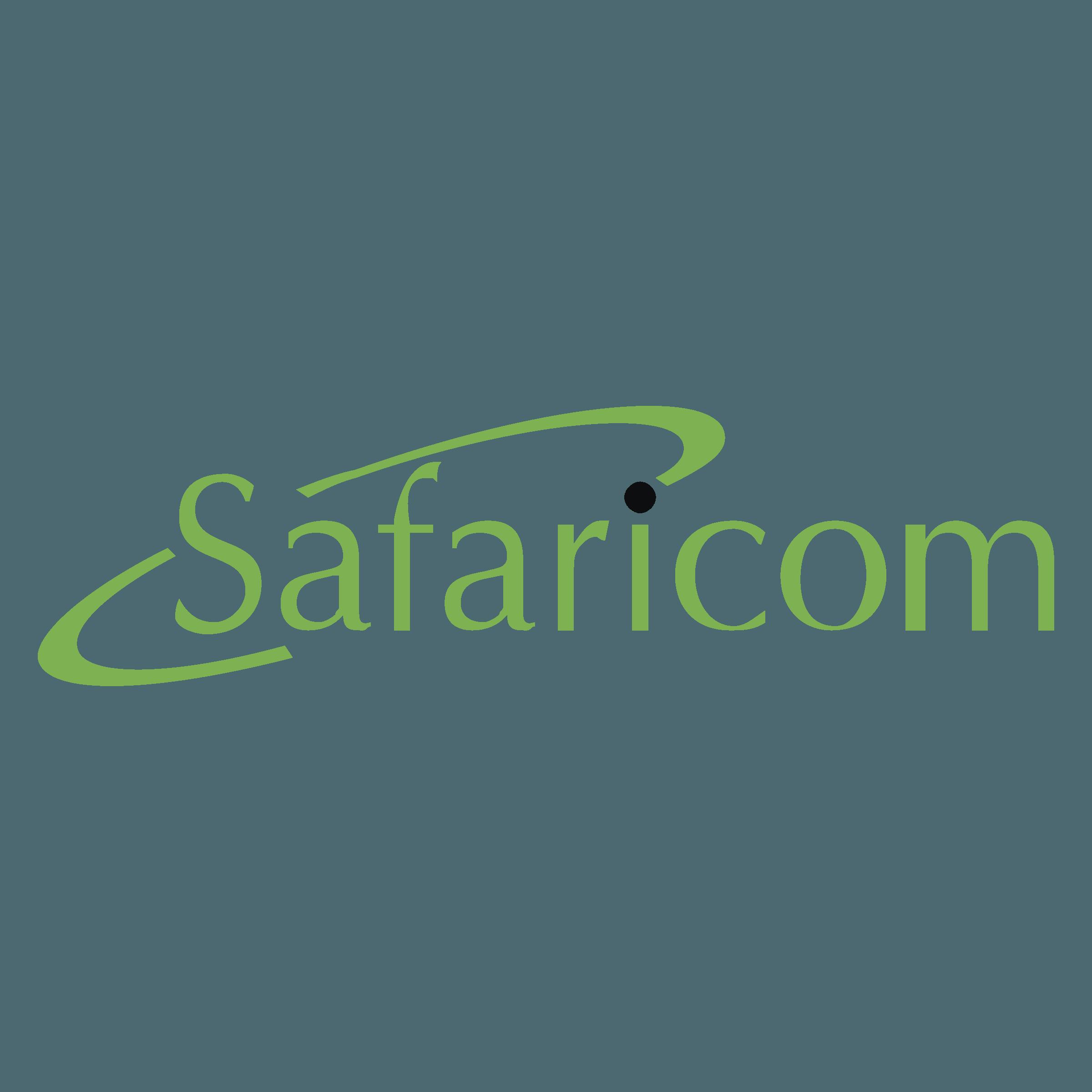 Safaricom Logo.