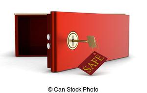 Safe deposit box Clipart and Stock Illustrations. 3,910 Safe.