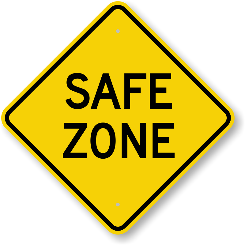 Being Safe Clipart.