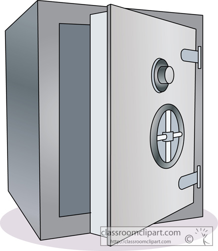 Safe free clipart 2 » Clipart Station.