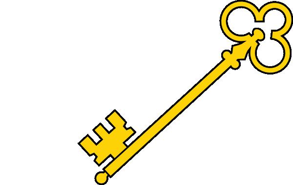 Olde Key Clip Art at Clker.com.