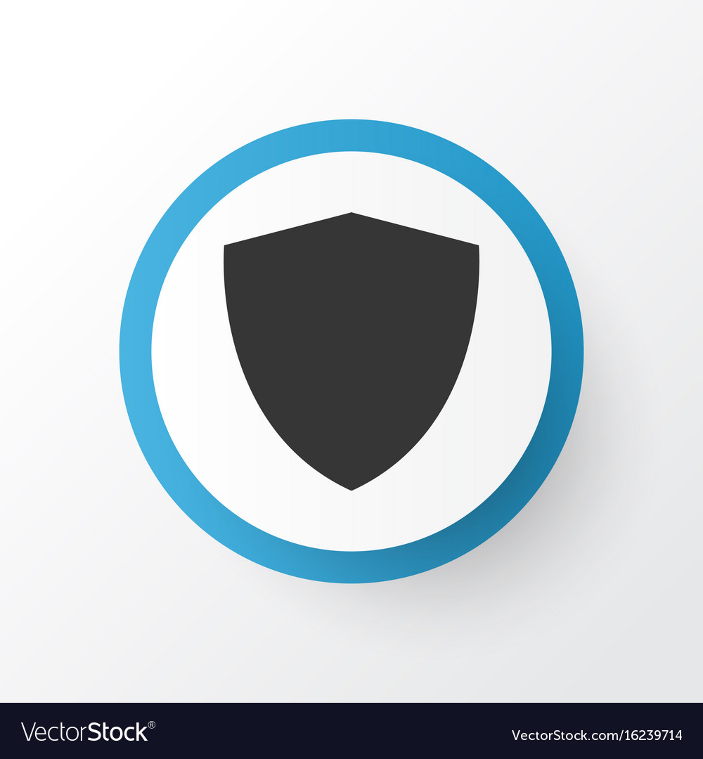 Protect icon symbol premium quality isolated safe.