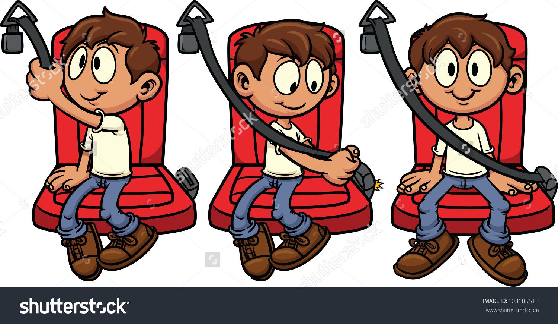 Fasten seat belt clipart - Clipground
