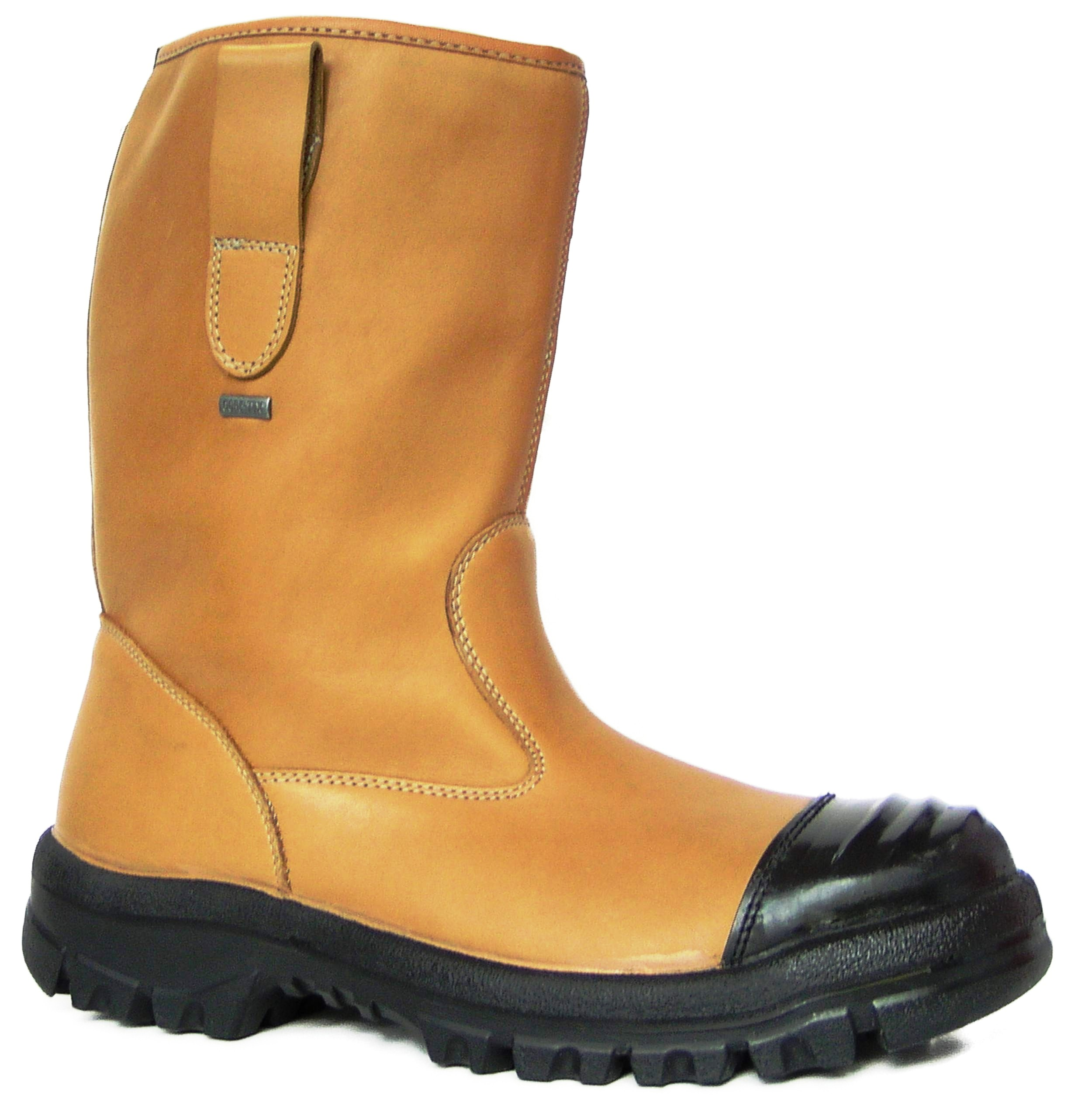 Safety Boots Clipart.