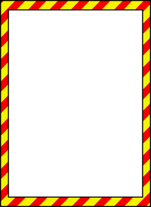 2773 caution tape clip art border free.