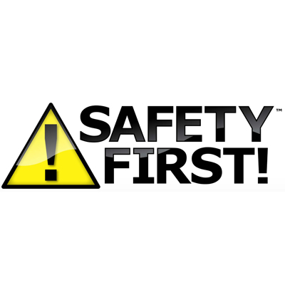 Free clip art safety images.