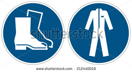 Safety Clothing Stock Photos, Royalty.