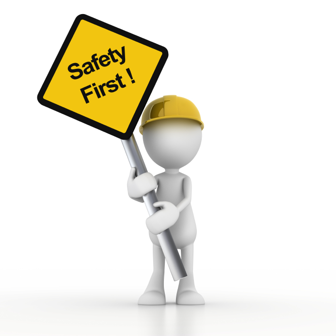 Safety committee clipart.