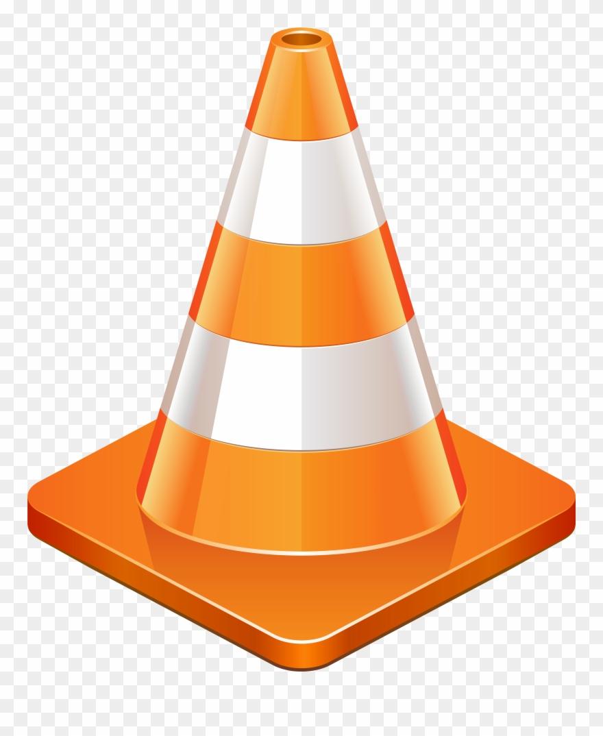 Traffic Cone Png Clip Art Transparent Png (#3976285.
