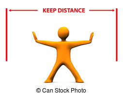 Safety distance Clipart and Stock Illustrations. 202 Safety.