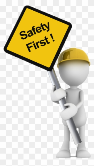 Download Free png Safe Clipart Safety First Safety First.